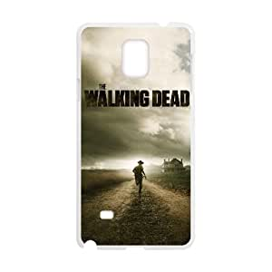 Custom Colorful Case for Samsung Galaxy Note 4, The Walking Dead Cover Case - HL-541914