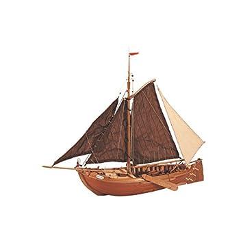 Maqueta de Barco en Madera: Botter 1/35: Amazon.es: Juguetes ...