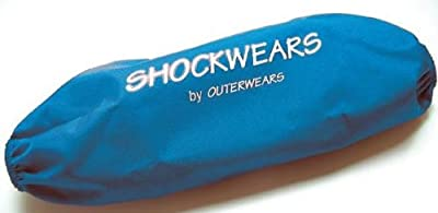 Outerwears Shockwears Shock Cover - Front/Blue 30-1000-02