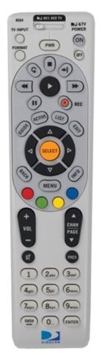 DirecTV RC64 Universal Remote Control (Discontinued by - Tv Rc64 Remote Direct
