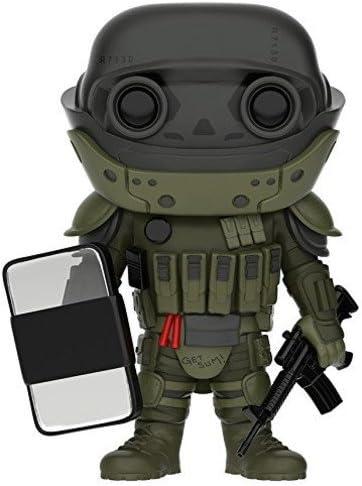 Amazon Com Funko Call Of Duty Juggernaut Pop Games Figure Funko Pop Games Toys Games