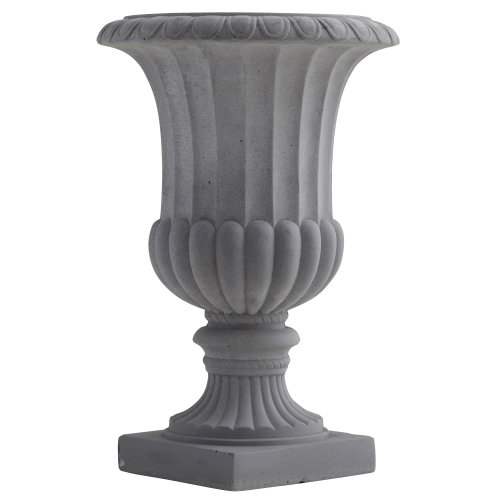 Nearly Natural 7507 Indoor/Outdoor Decorative Urn, 16.5-Inch