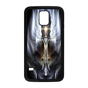 angel phone case For Samsung Galaxy Case S5 -[ Case-pattern-6]