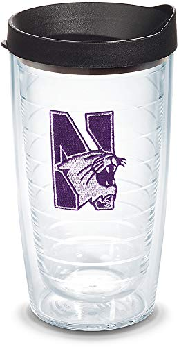 Tervis 1060842 Northwestern Wildcats Logo Tumbler with Emblem