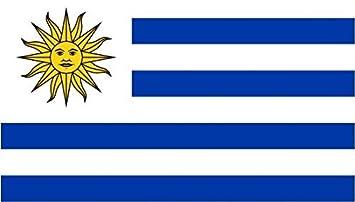 Bandera de Uruguay 1.5m x 0.9cm