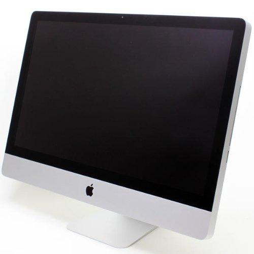 アップル 27インチ液晶 モニタ 一体型 I-MAC Q2660 2.66GHz Quad Core i5 1TB MB953J A(297124)