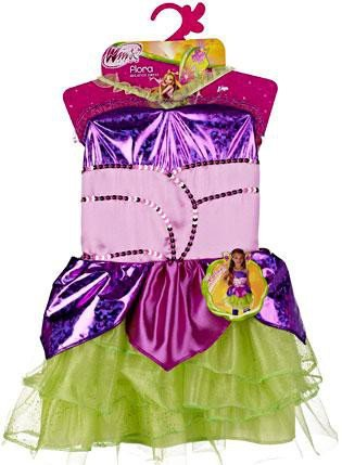 Winx Believix Dress - Flora -