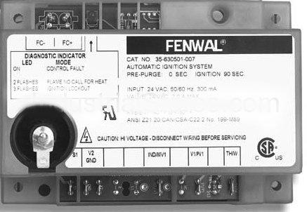 Fenwal Controls 35-630500-007 IGNITION MODULE