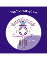 Tick Tock Telling Time: Time to the Hour and Half Hour