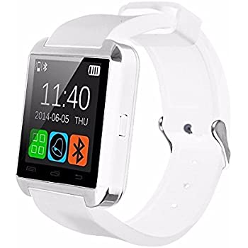 HOMEGO Cars-029, U8 Upgrade Model Water-Proof Bluetooth Wrist Smart Watch Phone Mate Hands-Free Call for Smartphone Outdoor Sports Pedometer Stopwatch - ...