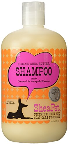 Shea Butter Shampoo with Oatmeal & Awapuhi Extract, 18 oz/ 532 ml