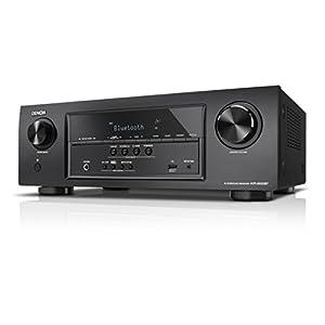Denon AVRS530BT 5.2 Channel Full 4K Ultra HD AV Receiver