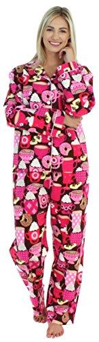 pajamamania-womens-sleepwear-flannel-long-sleeve-pajama-set-hot-chocolate-pmf1002-2003-2x