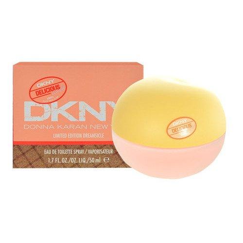 Delicious Mandarin Eau De Toilette - DKNY Delicious Delights Dreamsicle Eau De Toilette Spray (Limited Edition) 50ml/1.7oz