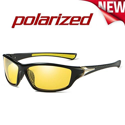 Mode 120 soleil Sport Homme Vision Lunettes Nocturne UV400 Classique JULI de Polarisées Femme UCvqpp