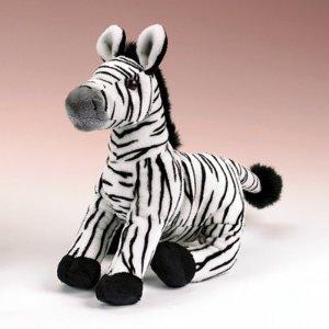 Zebra Plush Toy 12