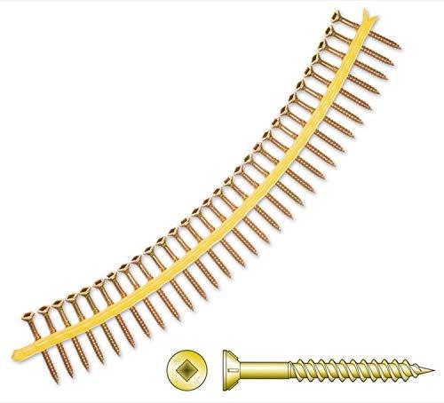 Screw Subfloor Coltd 8x2-1/2 (Best Screws For Osb Subfloor)