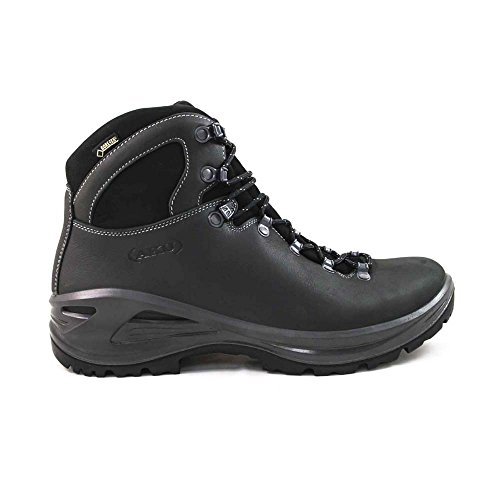 AKU senderismo zapatos de trekking 138-050 HOMENAJE II GTX Marrone Marrón Nero