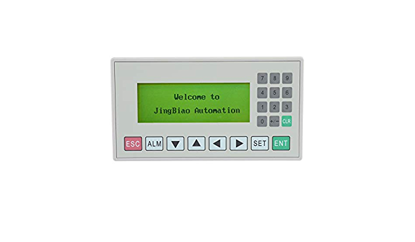 OP320-A 3.7 inch HMI Support S485//RS232 Communication Port with Cable for PLC 3.7 inch Text Display,Text Display 232 Text Display
