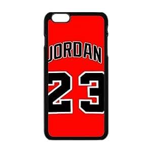 Bulls Jordan Phone Case for Iphone 6 Plus