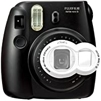 DSstyles Fujifilm Close-Up Lens for Fuji Instax Mini 7S Mini 8 Cameras (White)