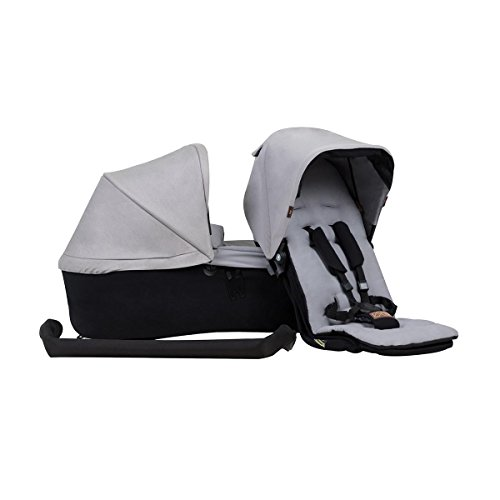 - Mountain Buggy Duet 3.0 Family Pack in Silver