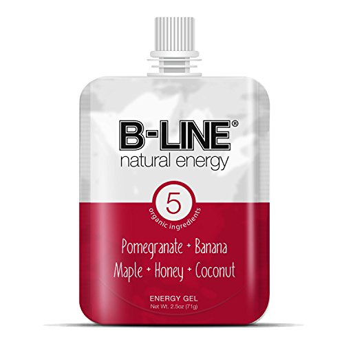 Energy Mix Flavor Gel (Uber Endurance B-Line Natural Energy - POMEGRANATE)