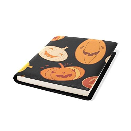 9 Gratuit Protector Adaptable 11 Pouces Livre Faces Multicolore Couverture Pumpking Taille Stretchable School 11 Sox Book Livre Leather Coosun De Adhésif Relié Manuels Motif Pu Jusqu'à X UO4avqg