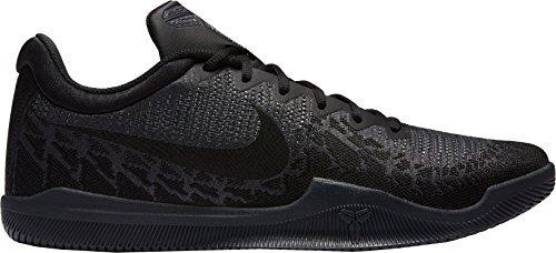 NIKE Men's Kobe Mamba Rage Basketball Shoes (10.5, Black/Dark - Basketball Men Shoes Kobe
