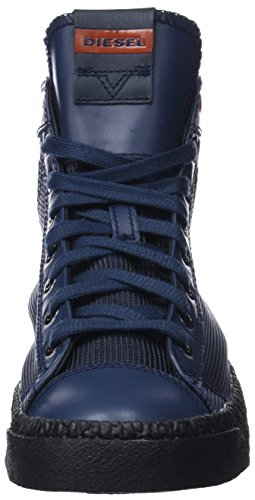 DIESEL Pantofole I T6055 T6055 Blu Stivaletto Uomo a Exposure n71Wx4rnp