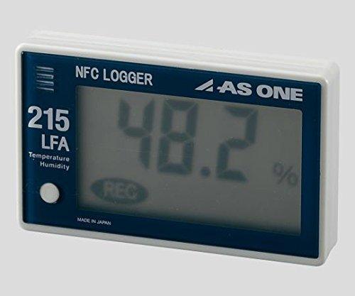 アズワン3-1488-01NFC温湿度ロガーAS-215LFA B07BD2Q648