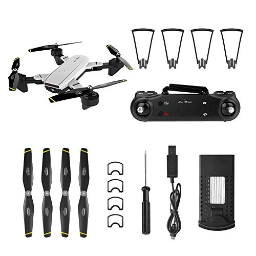 SG700-S RC Drone,Folding 3D Eversion Remote Control Aircraft 1080P WiFi Drone Aerial Photography Optical Flow Positioning Gesture Photography