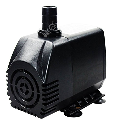 BACOENG 70W 793GPH 3000L/H 110V Submersible Fountain Water Pump for Aquarium Hydroponic Pond US Plug