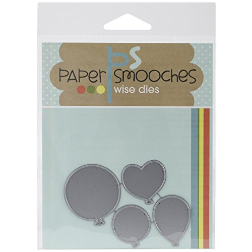 Paper Smooches Balloons Die