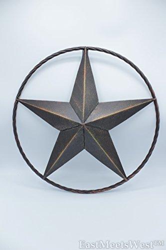 Copper Barn Star Wall - 16