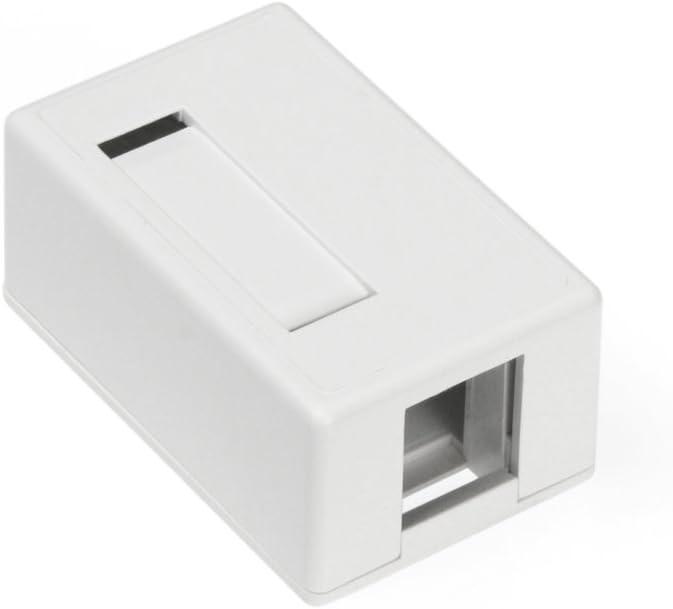 White Leviton 41089-1WP