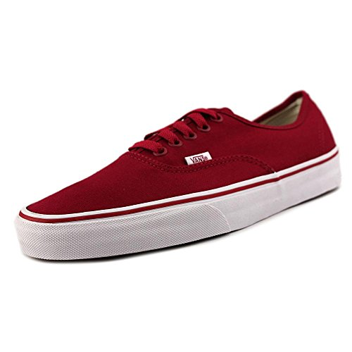 Vans Authentic Authentic Vans Jester Unisex Red Unisex Shoes rrdqwHU