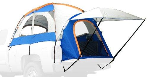 Sportz Truck Tent Blue/Grey (Mid Size Short 6.5-Feet Box), Outdoor Stuffs