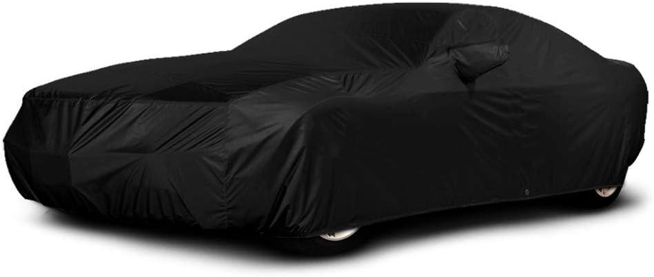 Xtrashield Custom Fit 2006-2019 Dodge Charger Car Cover Black SE, SXT, R/T, Daytona, SRT, Hellcat Covers