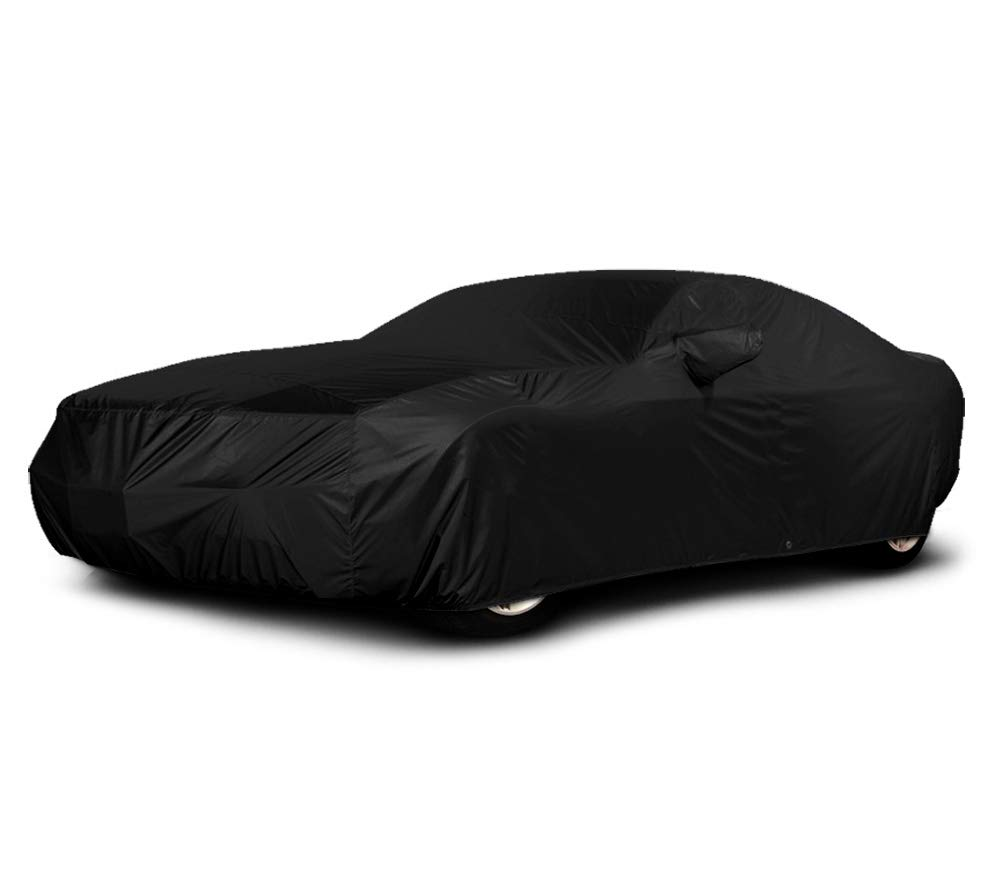 Xtrashield Custom Fit 2009-2019 Audi A4 S4 Sedan Car Cover Black Covers