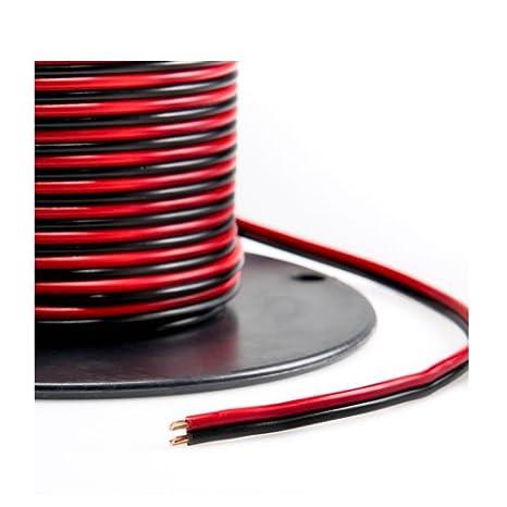 Amazon.com: Valley Enterprises Red/Black Bonded Zip Cord Easy ID Low ...