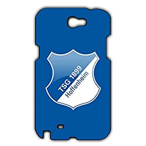 Famous Design FC TSG 1899 Hoffenheim Football Club Phone Case Cover For Samsung Galaxy Note 2 3D Plastic Phone Case
