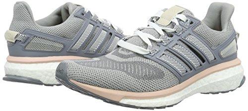 Marine Pour Femme Adidas gris Pale Course De Rose W Bleu Boost Gris Chaussures 3 Moyen Energy 0AOqwpa