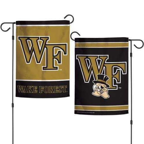 Wake Forest Demon Deacons Garden Flag NCAA Licensed 11