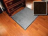 Commercial Grade Walk-Off Mats - Carpet Mat Pro - 04' x 08' - Brown - Non Skid Indoor Runner Matting
