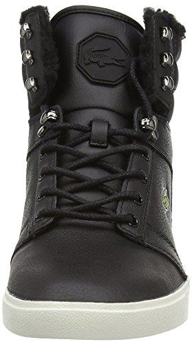 Noir Hommes Hautes De Orelle Blk Sport Chaussures noir Les Lacoste Vente 02h Hwd8xgqg