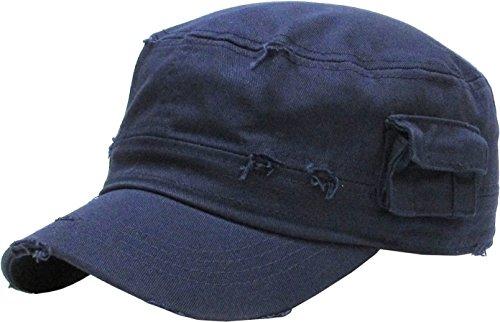 Vintage Army Cap - 2