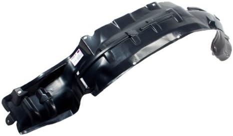 Splash Shield Front Left Side Fender Liner Plastic for COMPASS 07-10