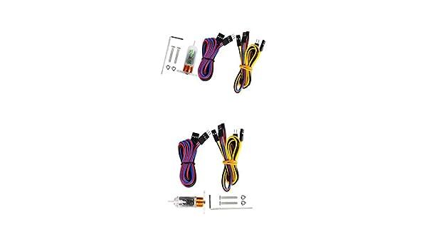 perfk 12 Unidades Impresora 3D Sensor de Nivelación Automática ...