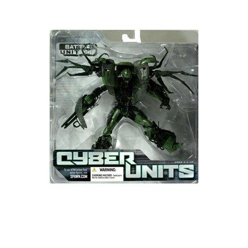 (Spawn Cyber Units Battle Unit 001 - Green)
